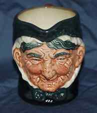 """Royal Doulton Figurine Character Toby Jug """"Grammy"""" 3-1/2"""" Tall A Mark"""