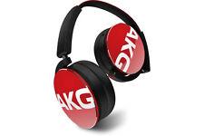 AKG Y 50 Red Kopfhörer In rot