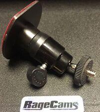 Flat Surface Mount Omni Pan Tilt Swivel Head 3m Adhesive Tripod Camera Adapter