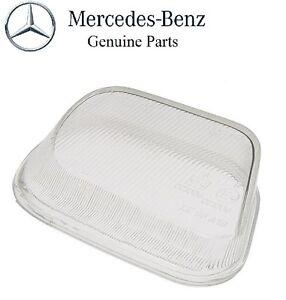 For Mercedes W210 E-Class Front Passenger Right Fog Light Lens OES 2108260690