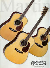 2005 CF Martin Guitar Catalog Marquis Standard Vintage 16 15 X Road 1 Series
