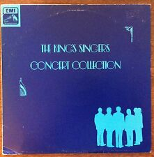 King's Singers Concert Collection – EMI CSD3766 – 1976