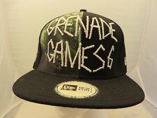 Grenade Games 6 baseball hat cap  adjustable snapback