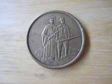 1976 Commemorating the American Revolution Bicentennial in Massachusetts MEDAL