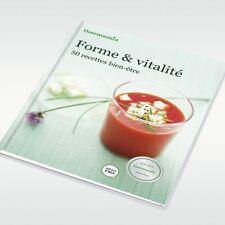 livre Thermomix Forme et Vitalité