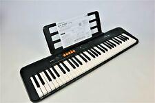 Keyboard Casio CT-S100 schwarz Musikinstrument 61 Key Tasten  Begleitautomatik