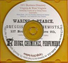 1851 Virginia & W. Va Business Directory - Genealogy