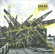 European Movement Jazz Orchestra : Emjo: Live in Coimbra CD