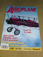 AEROPLANE MONTHLY May 1989 Vol 17 No 4 Issue 193