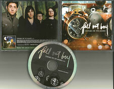 Patrick Stump FALL OUT BOY Thanks for the Memories PROMO DJ CD Single 2007 USA