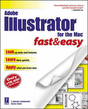 USED (GD) Adobe Illustrator for the Mac Fast & Easy (Fast & Easy (Premier Press)