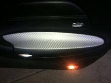 996 Carbon Fiber Finish Door Armrest Covers left and right