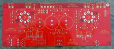 "DIY PCB - ""Jonokuchi"" tube headphone / speaker amp"