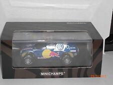 VOLKSWAGEN Race Touareg Presentation Essen Motor Show Minichamps 1:43