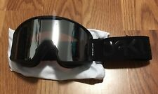 Oakley Line Miner Goggles Ski Snowboard Black Iridium Prizm Blackout
