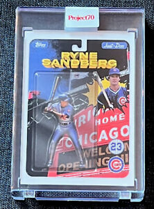 Topps Project70 Card 557 - 2006 Ryne Sandberg by Don C PR / 1414 - IN HAND