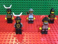 Lego® Figuren, Classic Ritter, Knights Kingdom 1, 5 Stück, sehr gut, Set 11