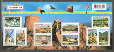 FRANCE 2008..Miniature Sheet n° 117 MNH..France To Be Seen..PORTRAITS OF REGIONS
