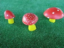 Mushroom Mould for Concrete Or Plaster