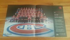 air canada/the gazette promo poster 2000 montreal canadians