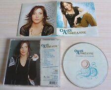 RARE CD ALBUM ANDREANNE OASIS 11 TITRES 2006