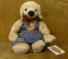 Ganz Cottage #CC11270 LOYAL by Lorraine Chien, NEW/Tag From Retail Store, DOG