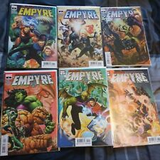 EMPYRE (2020 Marvel) #0, 1-6 +Minis & 1-Shots (25 Books) Fantastic Four Avengers