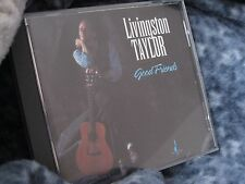 """LIVINGSTON TAYLOR """"GOOD FRIENDS"""" AUDIOPHILE CD RHTF CHESKY RECORDS"""
