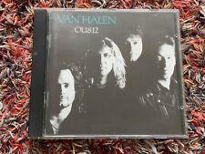 Van Halen OU812 CD Album Sammy Hagar