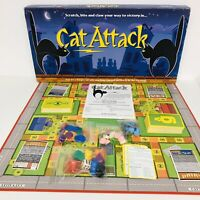 Cat Attack Board Game by Boardroom Productions 2001 Complete