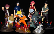 Bandai Naruto Ninja figure Ultimate Collection gashapon (full set of 6 figures)
