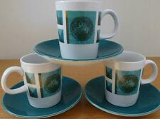 British Staffordshire Pottery Tableware Cups & Saucers