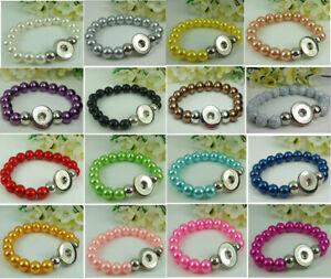 new charm beads for fashion buckle Elastic bracelet hot @1