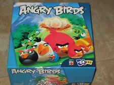 """Mattel Angry Birds Kids 24 piece Jigsaw Puzzle 10"""" x 13"""" Ages 3-7 NEW Sealed"""