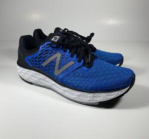 NEW BALANCE Fresh Foam Vongo V3 Blue Running Shoes Men's Sz 11 *NEW* MVNGOLB3