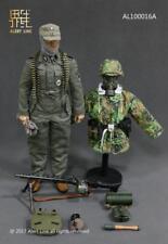 Alerte ligne 1/6 Scale WWII German Machine Gunner MG 42 AL100016A (aucune Figure