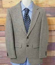STAFFORD Tweed Sport Coat Jacket 36S