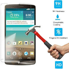 For LG G3 Premium Ultra Slim Tempered Glass Protective Screen 9H Protector Film