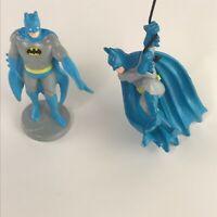 🔥DC Comics 1989 Batman Action Figure Lot of 2 CLEAN🔥