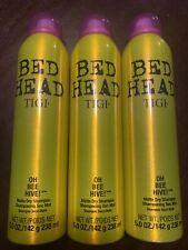 3 New Tigi Bed Head 5 Oz Oh Bee Hive Matte Dry Shampoo Lot 15oz Total