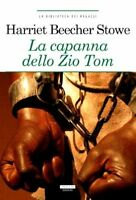 La Capanna dello Zio Tom Harriet Beecher Stowe Nuovo Libro Crescere Edizione