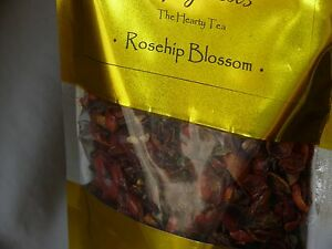 Rosehip Herbal Natural Premium Loose Leaf Tea 50g FRESH WINTER HARVEST