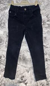 Boys Age 4-5 Years / Slim Fit Jeans