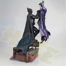 "DC Comics Batman Vs Joker Arkham Origins 12"" Figure Statue Toy In Box Gift"