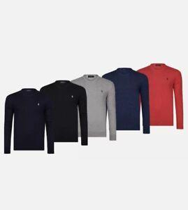 POLO RALPH LAUREN Feinstrick Pullover Shirt NEU
