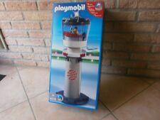 rare cette boîte PLAYMOBIL la tour de contrôle aérien réf:4313 de 2005