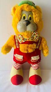 FAT CAT Dakin Plush Soft Stuffed Toy Doll VINTAGE Australian Tv Show 1985 35cm