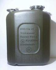 Original BW Bundeswehr Wasserkanister Trinkwasserkanister Kunststoffkanister 20L
