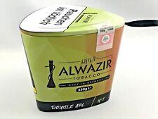 Al Wazir Shishatabak Double Apl No.1 Tabak Made in Germany 250g Dose