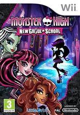 Unsealed Monster High Ghoul in School for PAL Nintendo Wii & U 2015 3